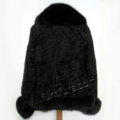 Black SWAKARA with Fox Jacket