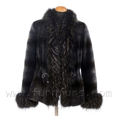 Musquash Fur Jacket
