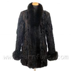 Astrakhan Fur Jacket